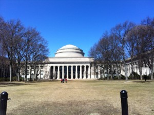 MIT's Building 10 - The Engineering College.