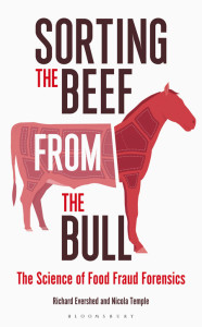 Book cover: Sorting the Beef From the Bull